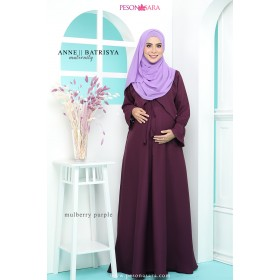 ANNE || BATRISYA - Mulberry Purple