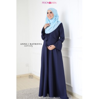 ANNE || BATRISYA - Dark Blue