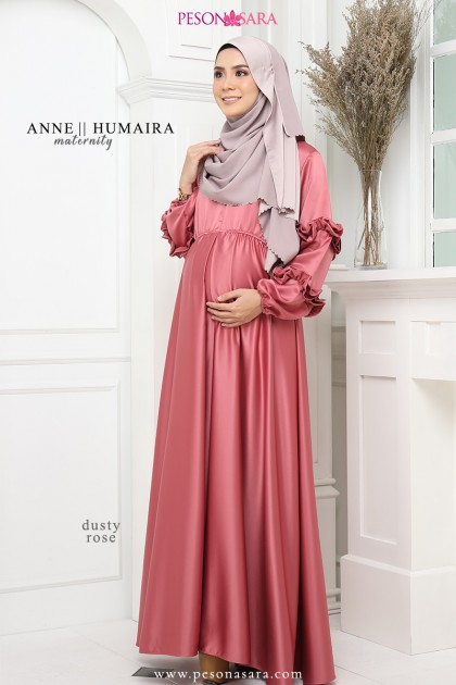 ANNE || HUMAIRA - Dusty Rose